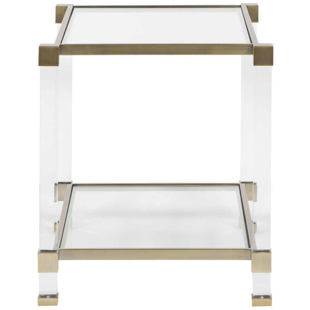 Vanguard Furniture New Field Side Table