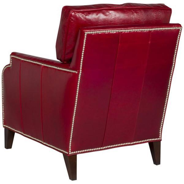 Vanguard Furniture Reptilian Reddelicious Ginger Chair