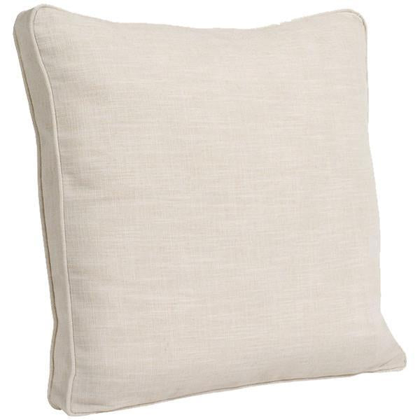 "Vanguard Furniture Square Pillow with 2"" Box Border"