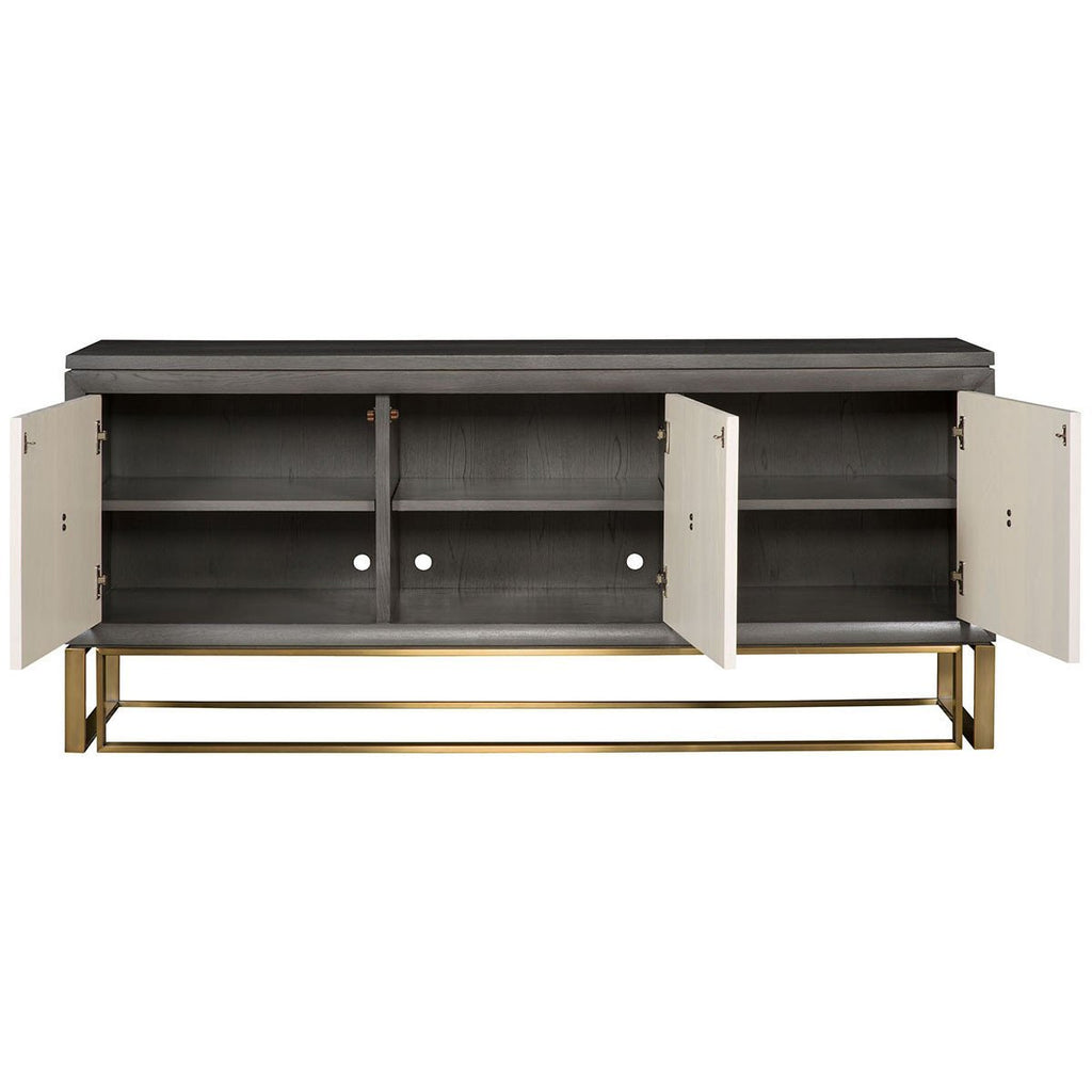 Vanguard Furniture Wallace Storage Console P219SC-LG