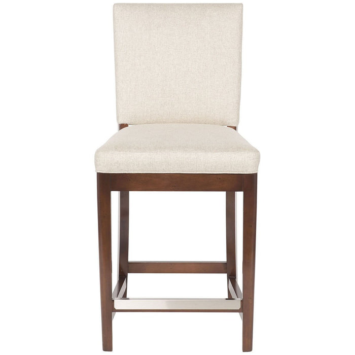 Vanguard Furniture Nuzzle Linen Juliet Counter Stool