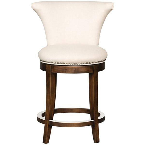 Vanguard Furniture Jinx Pearl Avery Swivel Counter Stool