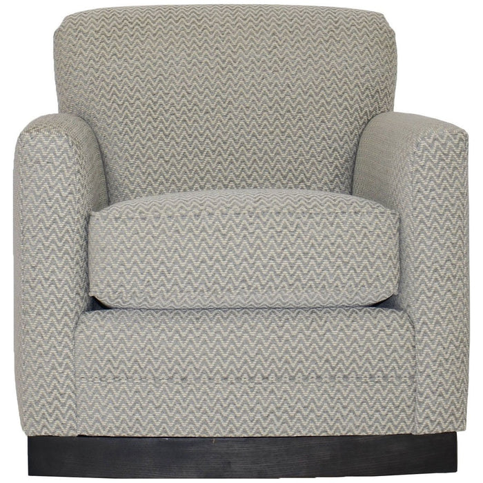 Vanguard Furniture Chavez Driftwood Paris Swivel Chair