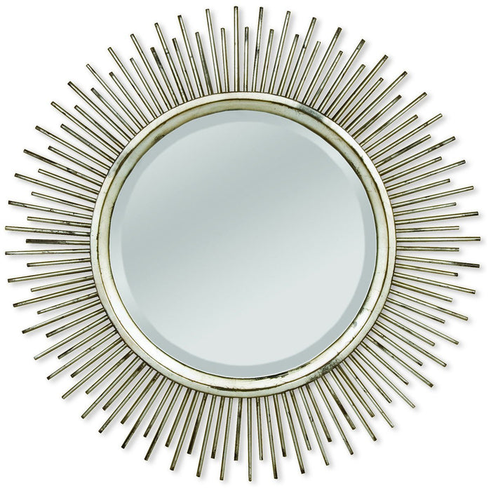Vanguard Furniture Carmen Spoked Mirror W355M-BR