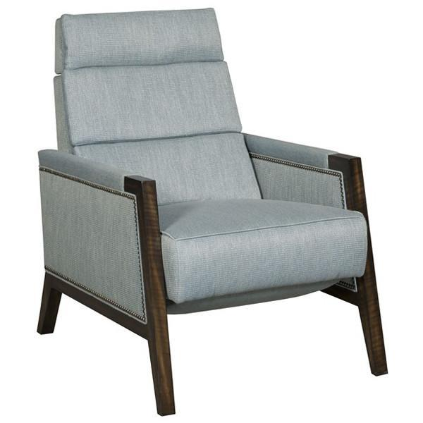 Vanguard Furniture Jentry Pond Bayberry Recliner