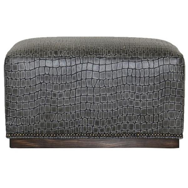 Vanguard Furniture Donovan Ottoman