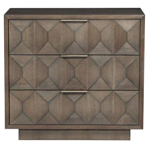 Vanguard Furniture Briarwood 3-Drawer Chest