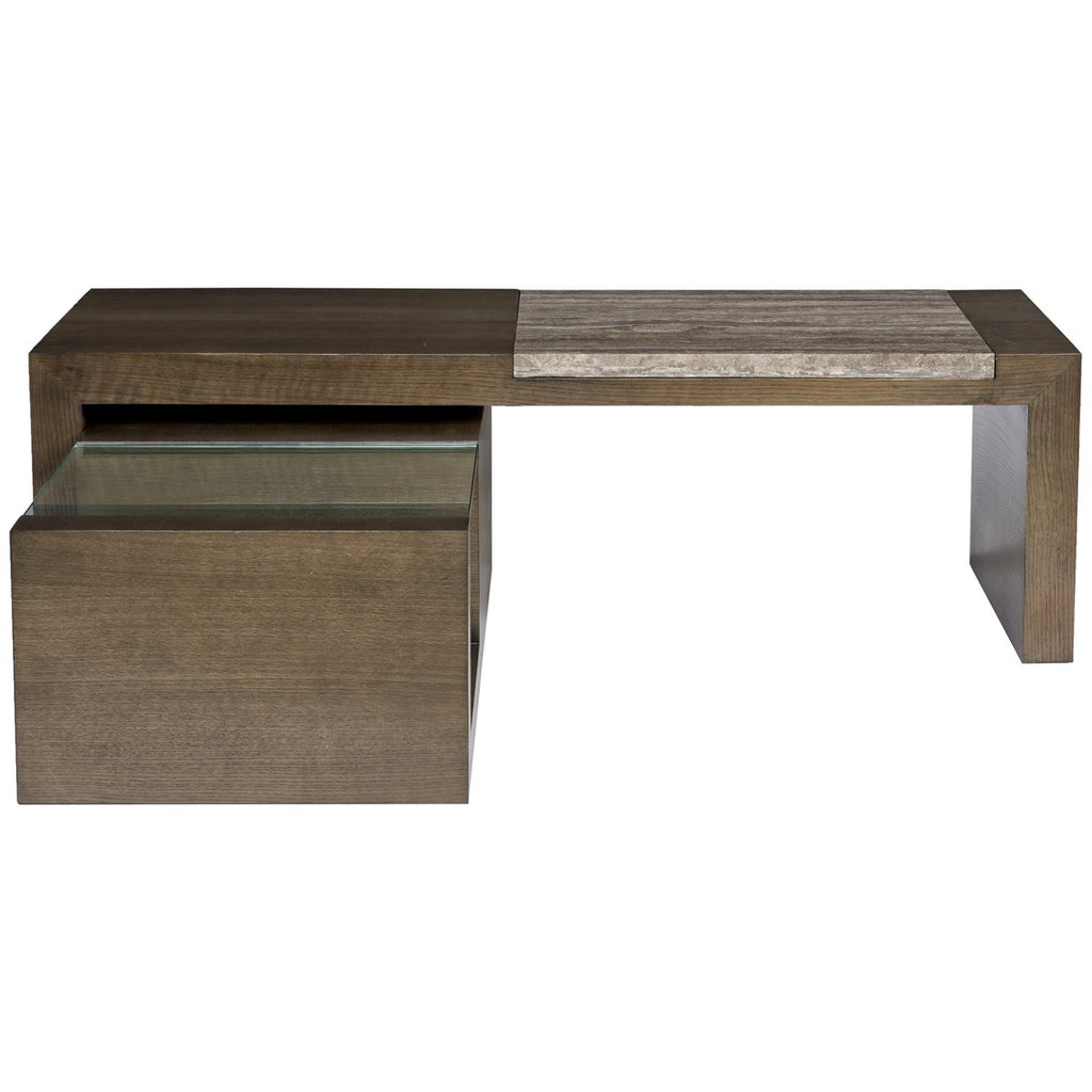 Vanguard Furniture Raleigh Bunching Cocktail Table