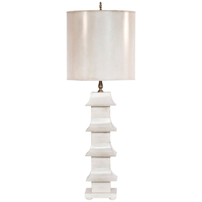Worlds Away Tole Pagoda Lamp LMPH7