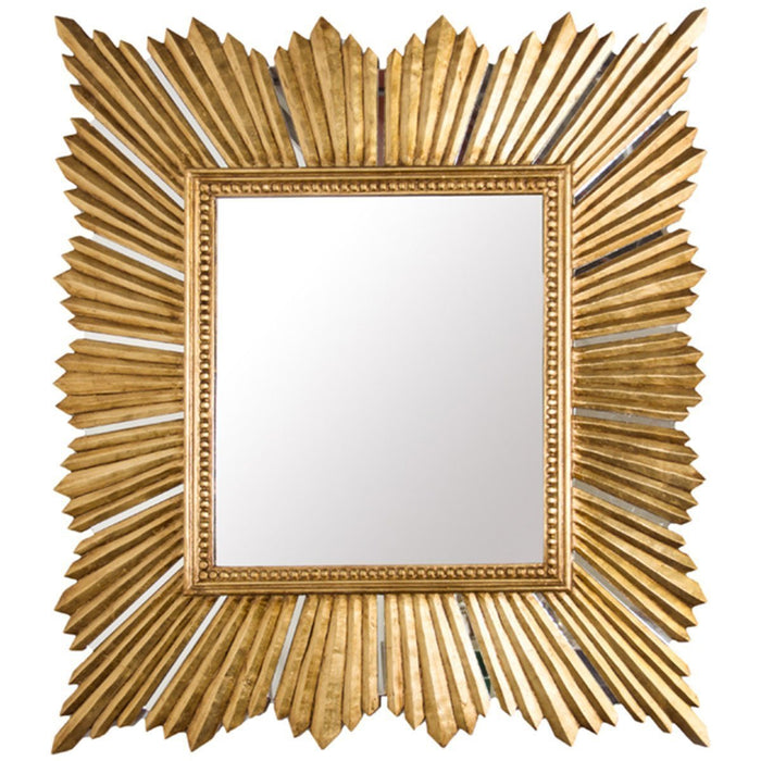 Worlds Away Extra Large Raymond Mirror RAYMOND GL