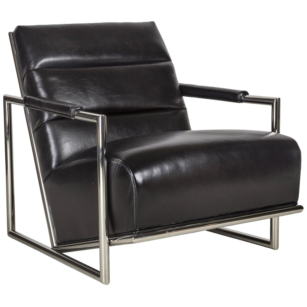 Vanguard Furniture McCartney Leather Chair