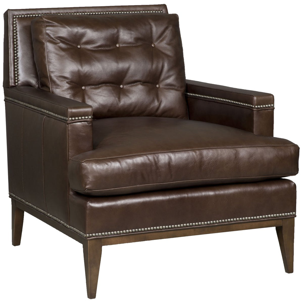 Vanguard Furniture Greenfield Leather Chair