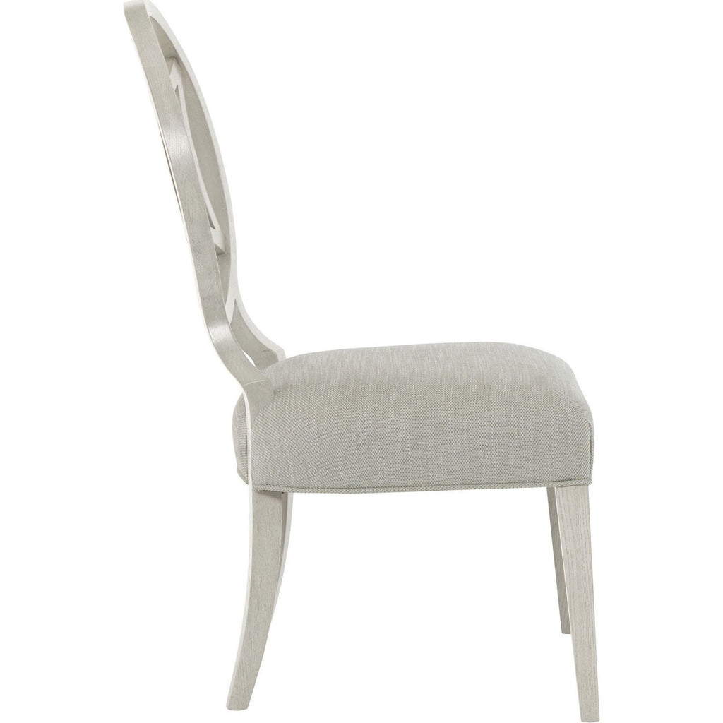 Bernhardt Criteria Side Chair in Heather Gray Set of 2
