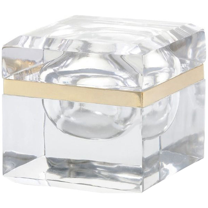 Bungalow 5 Barleto Box - Clear