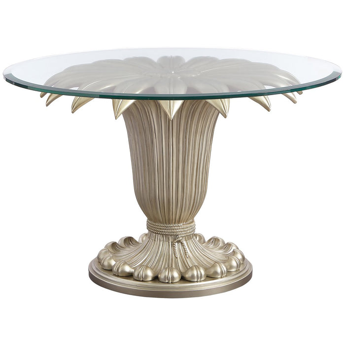 Caracole Fontainebleau Center Table
