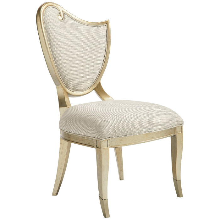 Caracole Fontainebleau Right Side Chair