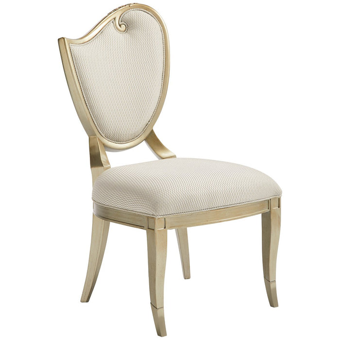 Caracole Fontainebleau Left Side Chair