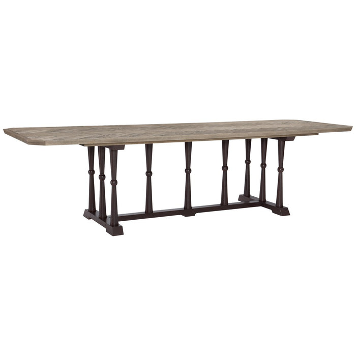 Caracole Classic Dinner Circuit 96-Inch Dining Table