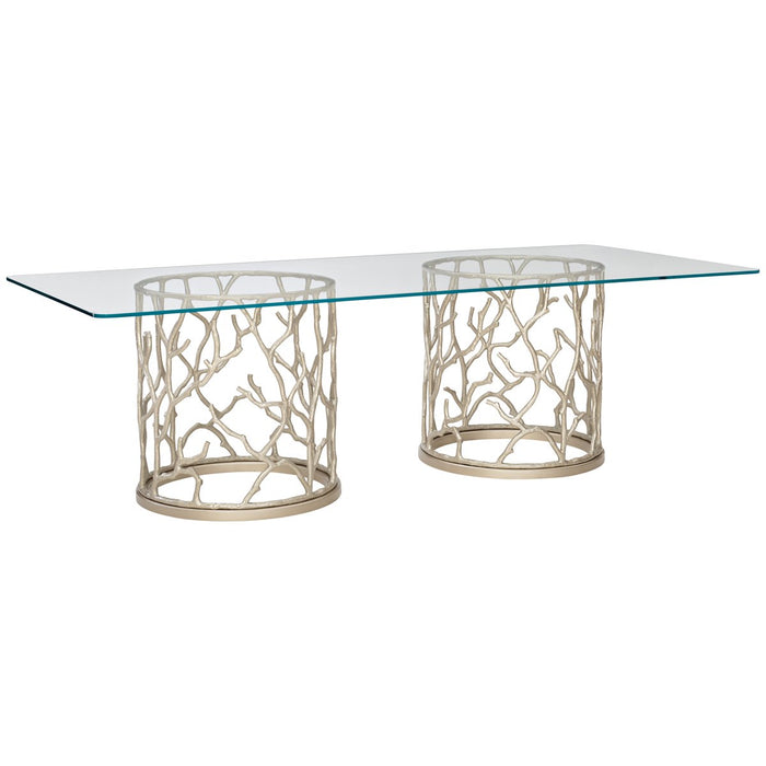 Caracole Classic Rectangle The Reef Table