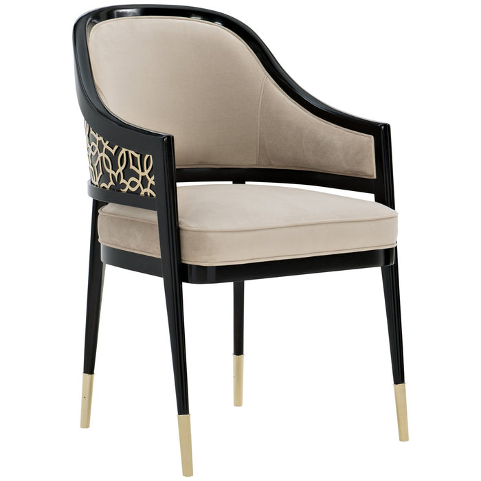 Caracole Classic Club Member Chair