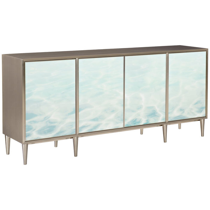 Caracole Classic By The Sea Sideboard