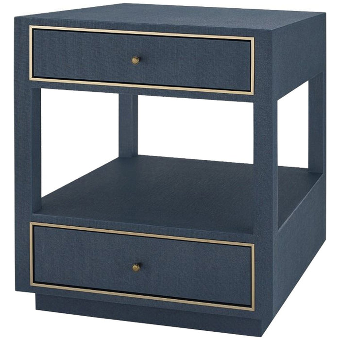 Bungalow 5 Carmen 2-Drawer Side Table