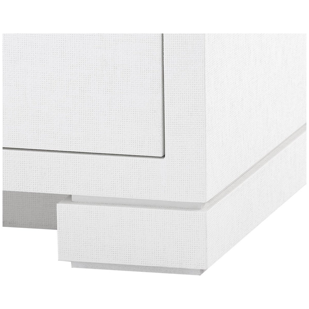 Frances Extra Large 6-Drawer in White