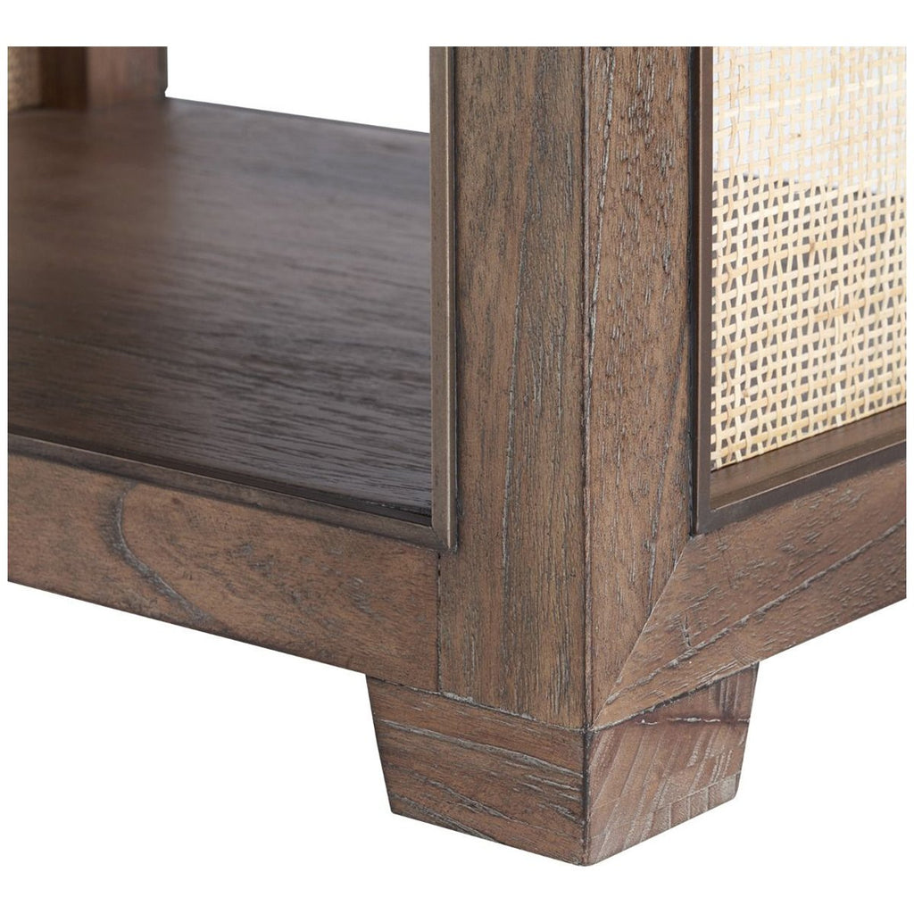Bungalow 5 Kelsea Side Table - Driftwood