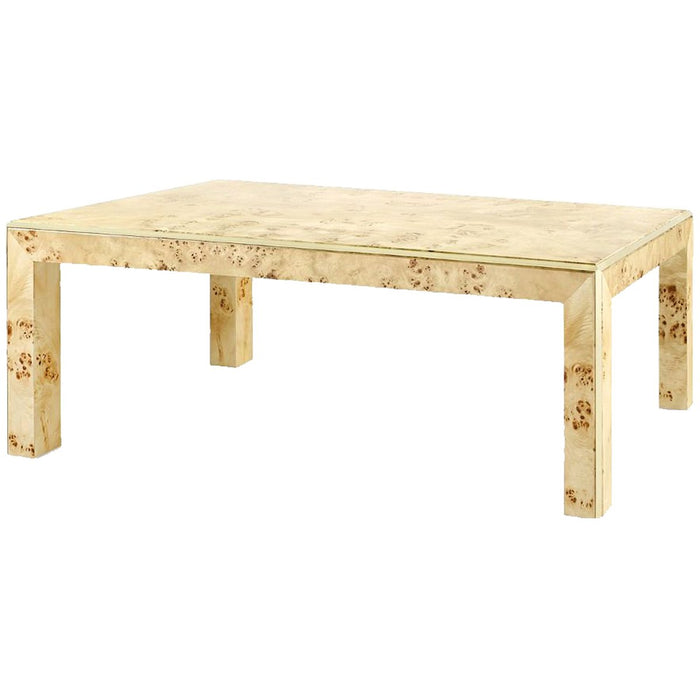 Bungalow 5 Lauren Coffee Table - Burl