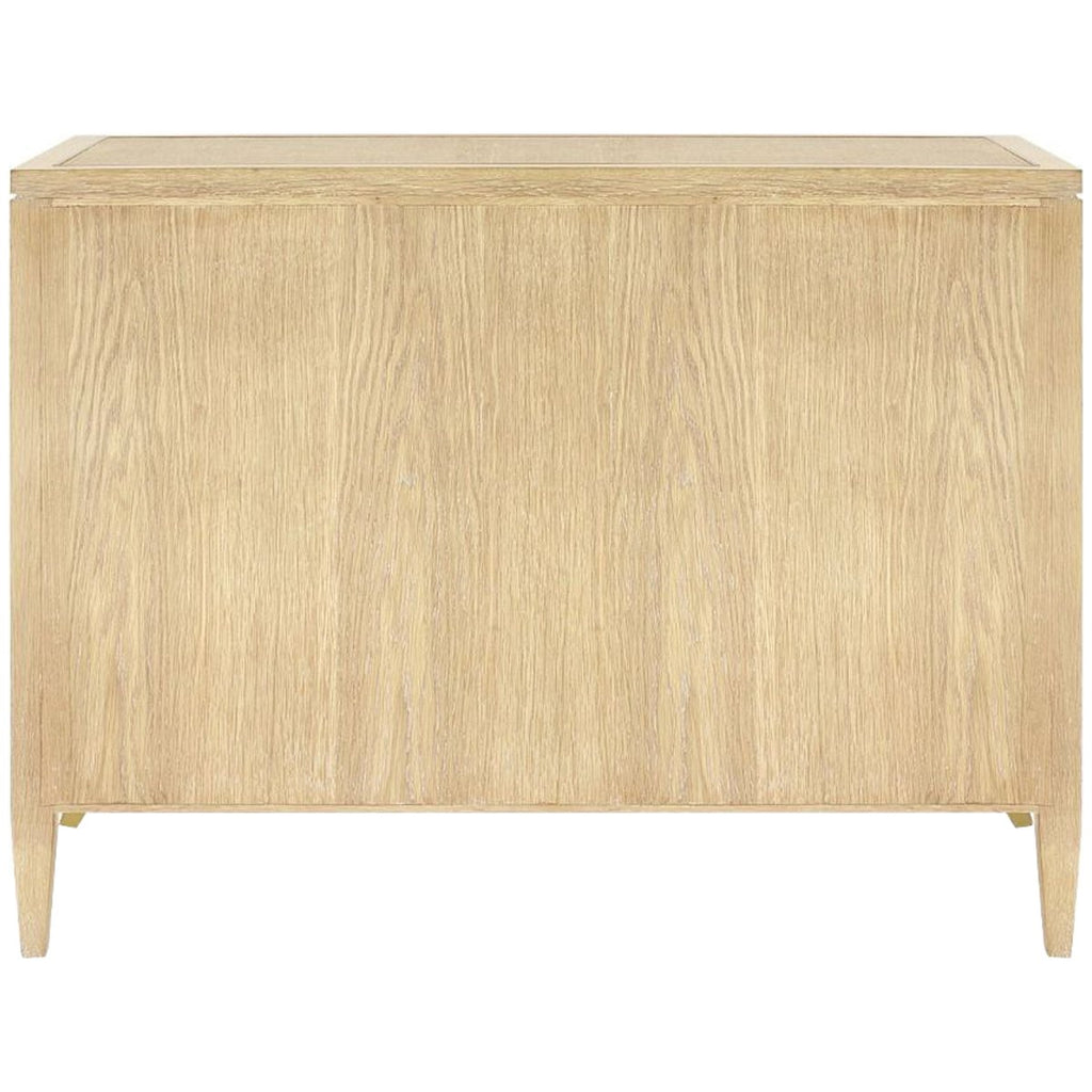 Bungalow 5 Paulina Large 6-Drawer Chest - Natural