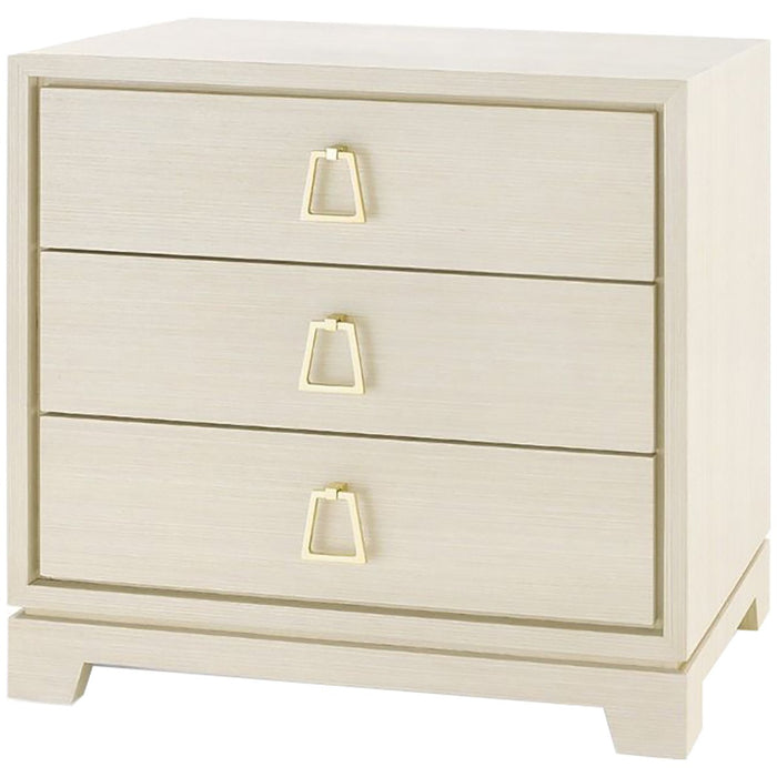Bungalow 5 Stanford 3-Drawer Side Table