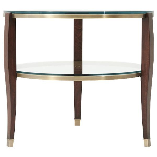 Theodore Alexander Seeing Double Accent Table