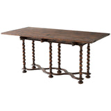 Theodore Alexander Victory Oak The Hunt Table