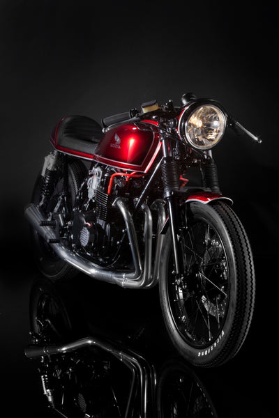Honda CB550 Lossa Engineering