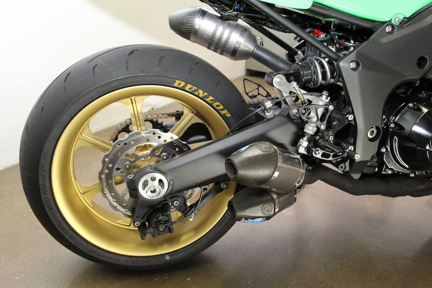 2012 Kawasaki Z1000 For Cafe Racer TV – Lossa Engineering