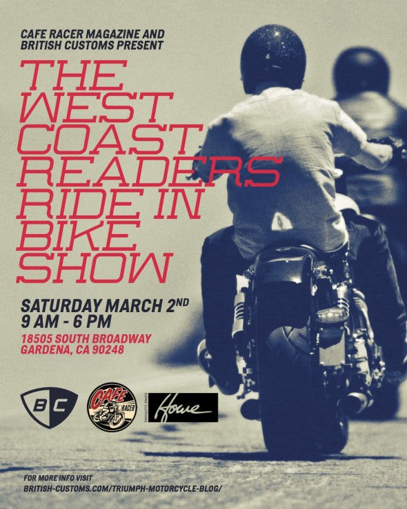 Cafe Racer Show 1