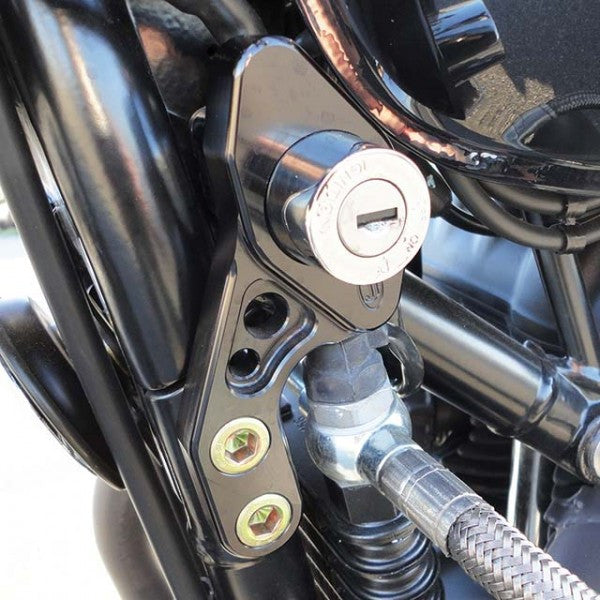 Joker Machine Ignition Relocation Kit