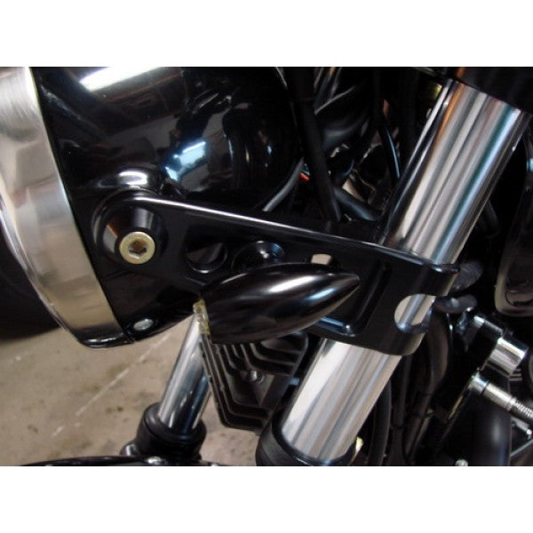 Joker Machine Headlight Bracket Turn Signal Mounts