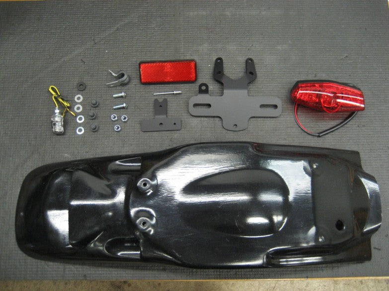 LSL Triumph rear fender kit
