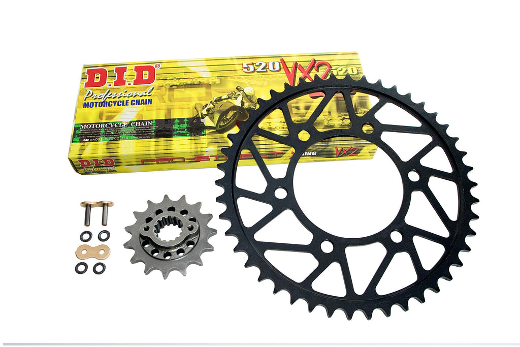 Triumph 520 Sprocket conversion kit