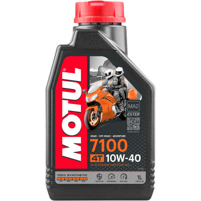 Motul 7100 Synthetic Motor Oil