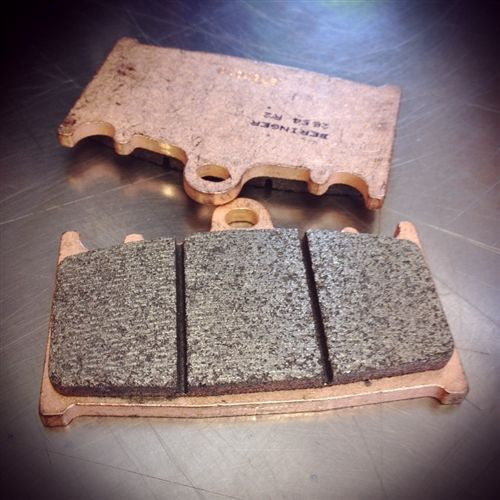 Triumph front brake pads