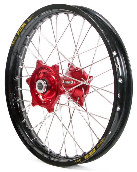 Custom rear wheel for Triumph Talon/ Excel