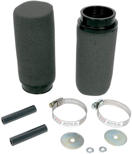 Uni pod filter kit for Honda CB350, CB450 & CB500T