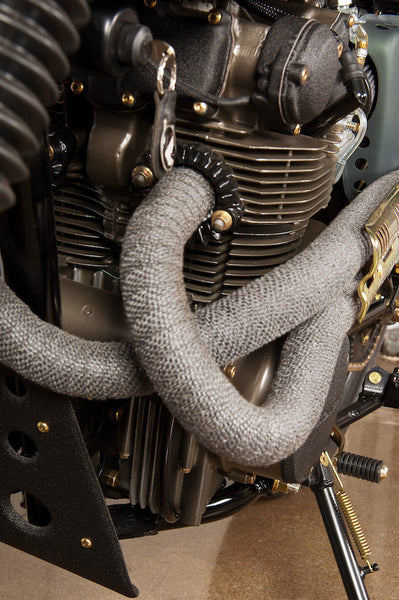 Exhaust Wrap