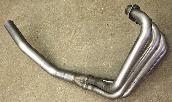 Yoshimira replica exhaust that fits Honda CB750's