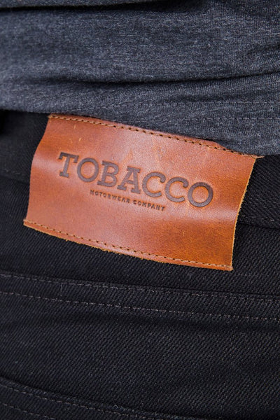 Tobacco Protective Riding Jeans