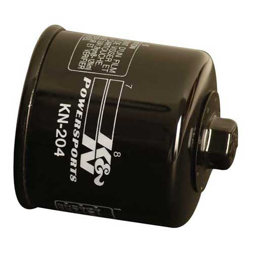 K&N oil filter for Triumph