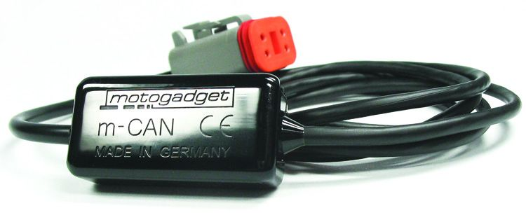 Motogadget m.CAN OBD (H-D data bus adapter)