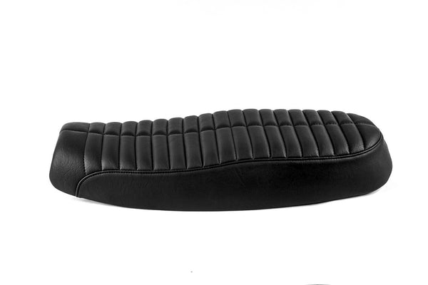 Motone Rattle Snake Tail Custom Seat for Triumph